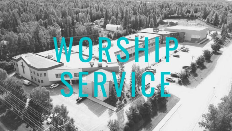 1pm Worship Service